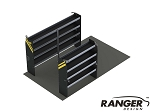 Ranger Design 10 Foot Box Truck Contractor Steel Shelving Package