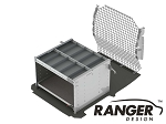 Ranger Design Chevy City Express Delivery Van Aluminum Shelving Package