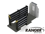 Ranger Design Base Contractor Steel Shelving Package for 170