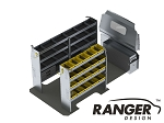 Ranger Design Aluminum Shelving Package for the 144