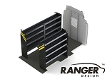 Ranger Design Contractor Steel Shelving Package for the 148