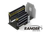Ranger Design HVAC Steel Shelving Package for 148
