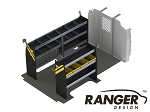 Ranger Design Service Steel Shelving Package for 135