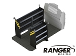 Ranger Design Deluxe Steel Contractor Shelving Package for Mercedes Metris 135