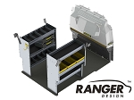 Ranger Design Base Aluminum Shelving Package for ProMaster City
