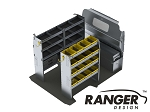 Ranger Design Aluminum Shelving Package for 118