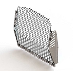 Ranger Design Steel Wire Mesh Contoured Partition for Ram ProMaster City