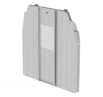 Ranger Design Perforated Steel Swing Partition for Ford Transit Medium Roof