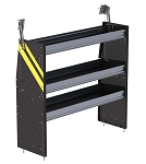 Ranger Design Steel 48in Shelving Unit for Low Roof and Compact Vans