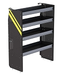 Ranger Design Deep Steel 48in Shelving Unit for High Roof Van