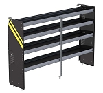 Ranger Design Deep Steel 96in Shelving Unit for High Roof Van