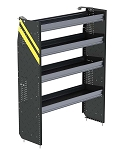 Ranger Design Steel 48in Shelving Unit for High Roof Van