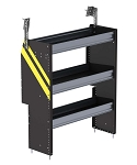 Ranger Design Steel 36in Shelving Unit for RAM ProMaster City