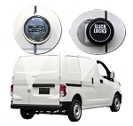Chevy City Express Slick Locks Puck Locks Turn Key Kit