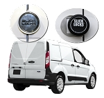 Ford Transit Connect Slick Locks Puck Locks Turn Key Kit