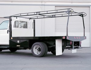 PROII Platform Body Rack (Extended & Crew Cab 8Ft)