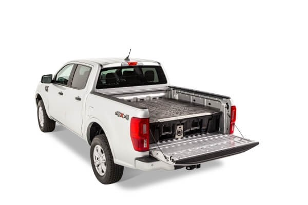 DECKED 2019-Current Ford Ranger Truck Bed Drawer System