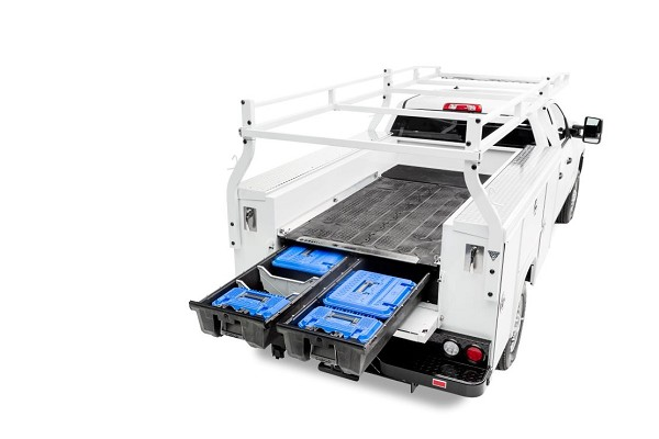 DECKED Service Body Truck Bed Storage System