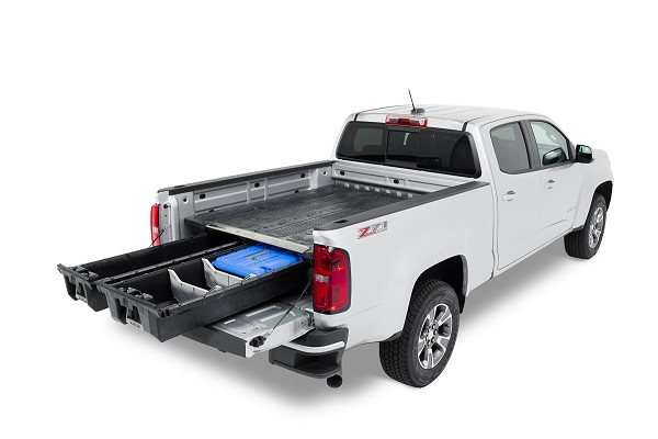 DECKED GMC Canyon & Chevy Colorado (2015+) Truck Bed Drawer System