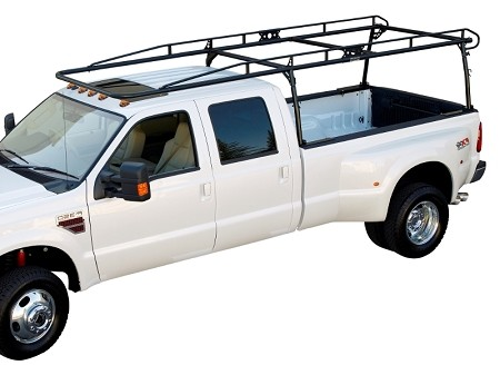 Kargo Master Super Duty Crew/Ext Cab - Short Bed Truck Rack