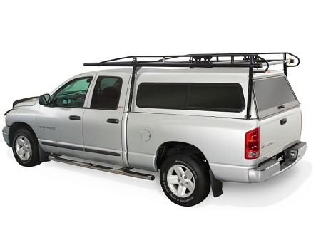 Super Duty PROII Truck Lumber Rack (Ext. Cab Short Bed)