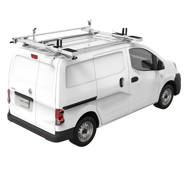 Kargo Master A-Series Drop Down Ladder Rack for Compact Cargo Vans Including Mercedes Metris