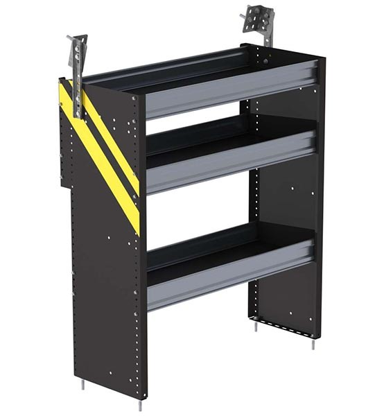 Ranger Design Steel 36in Shelving Unit for 2014+ Ford Transit Connect