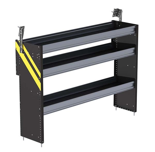 Ranger Design Steel 60in Shelving Unit for 2014+ Ford Transit Connect